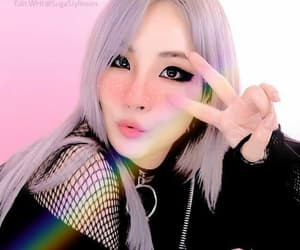 2ne1, lee chae rin, and CL image