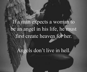 angel, quotes, and love image