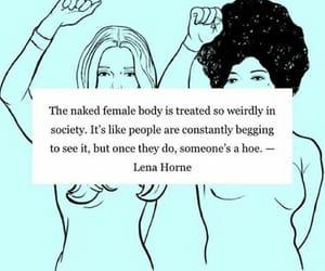 hoe, women, and woke image