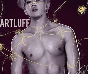 art, fanart, and min yoongi image