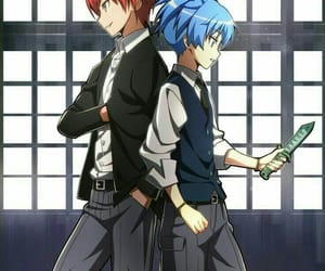 anime, manga, and assassination classroom image