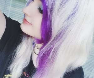 alternative, emo, and hair image