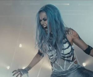 the world is yours, arch enemy, and alissa white-gluz image