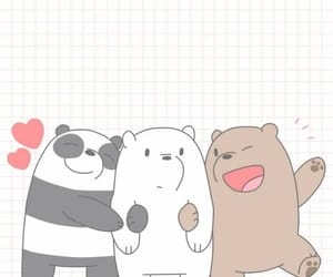 background, bears, and fond d'écran image