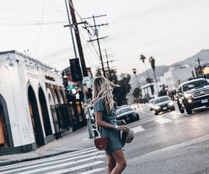 aesthetic, los angeles, and road image
