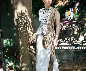 fashion, india, and lovely image