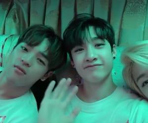 Chan, felix, and woojin image
