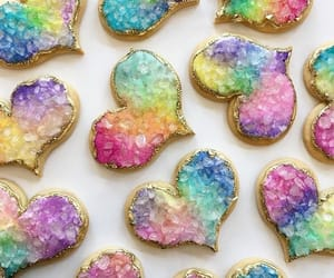 beautiful, colors, and Cookies image