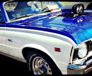 chevrolet, classic cars, and american muscle cars image