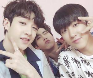 Chan, jisung, and jyp nation image