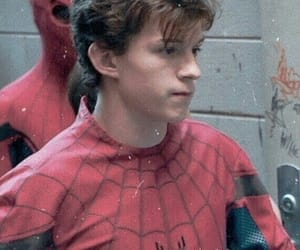 peter parker and tom holland image
