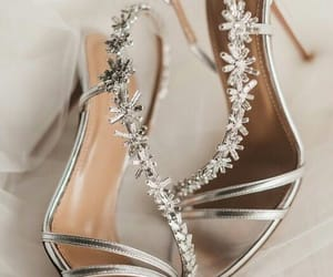 chanel, shoes, and wedding image