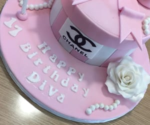 birthday, cake, and diva image