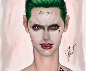 30 seconds to mars, the joker, and art image