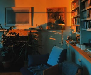 aesthetic, room, and book image