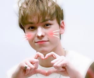 asian, kpop, and Seventeen image