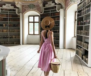 books, vintage, and cute image