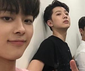 wanna one, yoo seonho, and lai guanlin image