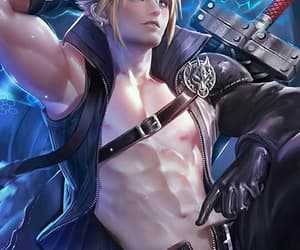 cloud and final_fantasy image