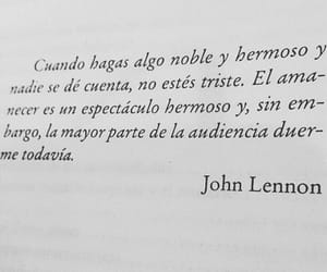 frases, lennon, and peace image