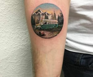 wild, intothewild, and tattoo image