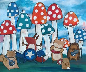 etsy, nursery decor, and gift for kids image