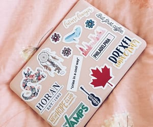apple, canada, and laptop image