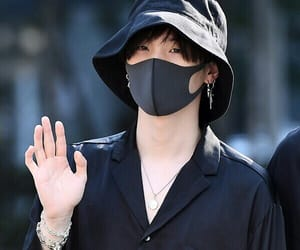 airport, jin, and bts image