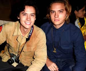 cole, dylan, and sprouse image