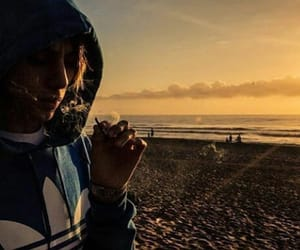 argentina, roll up, and beach image