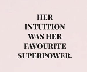 quotes, pink, and intuition image