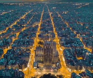 Barcelona, travel, and city image