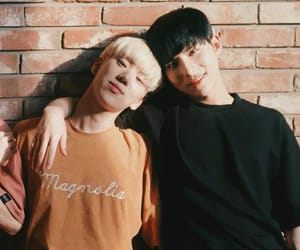 jason, wow, and kim byeongkwan image