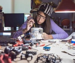 feminism, feminist, and robotics image
