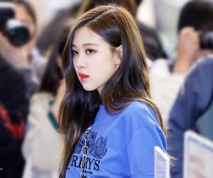 kpop, park chaeyoung, and blackpink rose image