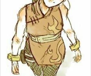 gaara, manga, and neji image