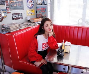 kpop, girls, and yves image
