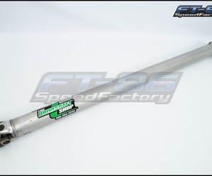 drive shafts, drivelines, and aluminum driveshaft image