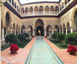 Alhambra, beauty, and Granada image