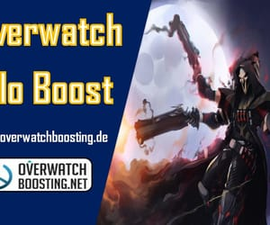 overwatch boost, duo queue boost, and queue boost image