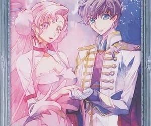 code geass, anime, and couple image