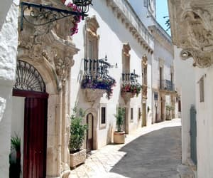 architecture, spain, and travel image