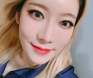 korean, kpop, and pristin image