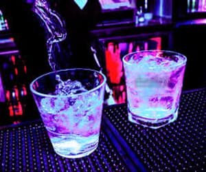 drinks and night image
