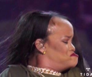 meme, rihanna, and reaction picture image