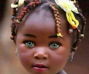child and eyes image
