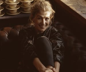 girl, pretty, and rosamund pike image