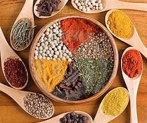 masala, spices, and taste of india image