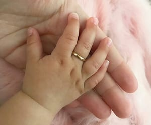 baby, family, and cute hands image