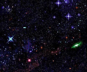space, galaxy, and pixel image